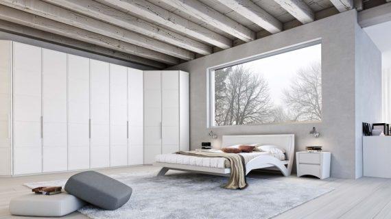 Šatníky a skrine do Vašej spálne