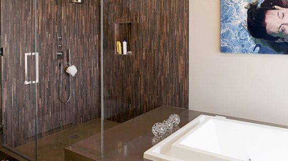 Sprchová vanička alebo odtokový žľab?