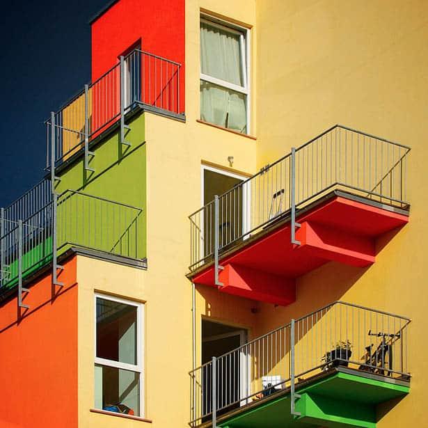 Balkóny - dlažba na balkón