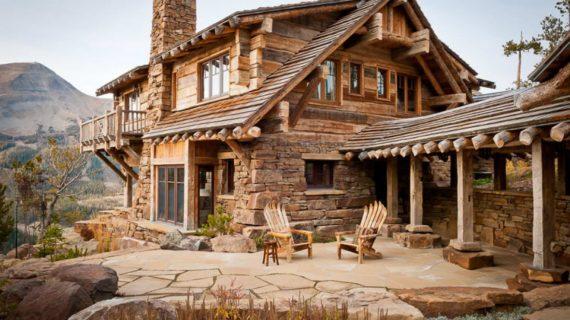 Luxusná horská chata