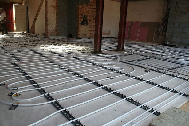Aké výhody má podlahové vykurovanie?