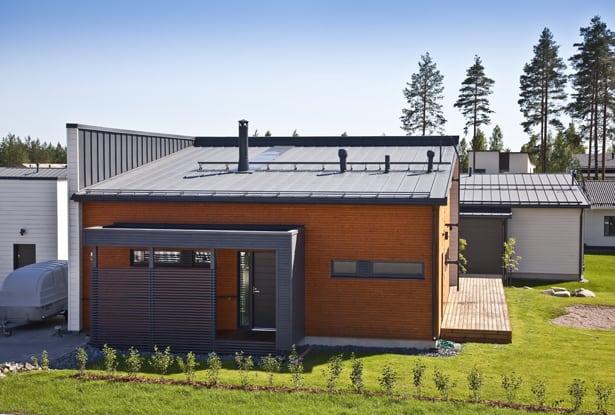 Škandinávsky rodinný dom