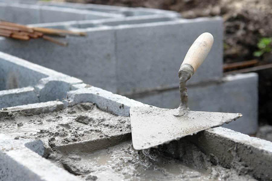 Betónové tvárnice - staviame nosné steny a obvodové múry