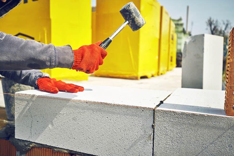 Pórobetónové tvárnice - staviame nosné steny a obvodové múry