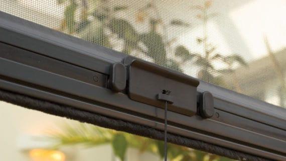 Elegantnú ochranu proti vtieravému hmyzu Vám zabezpečia rolovacie siete