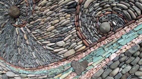 Ohromujúce kamenné mozaiky