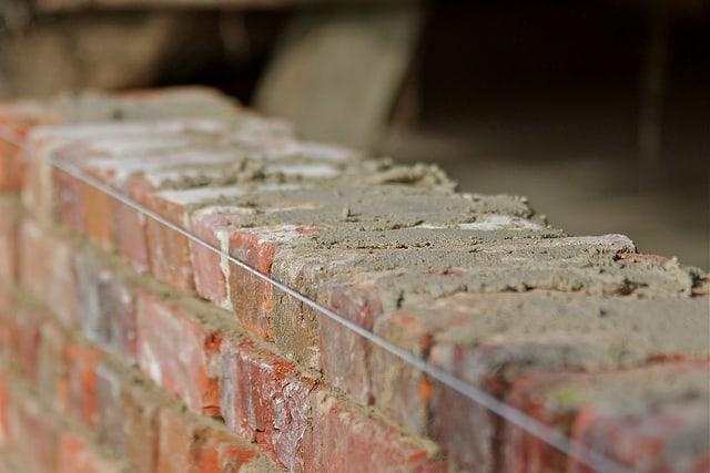 Obvodové a nosné steny domu