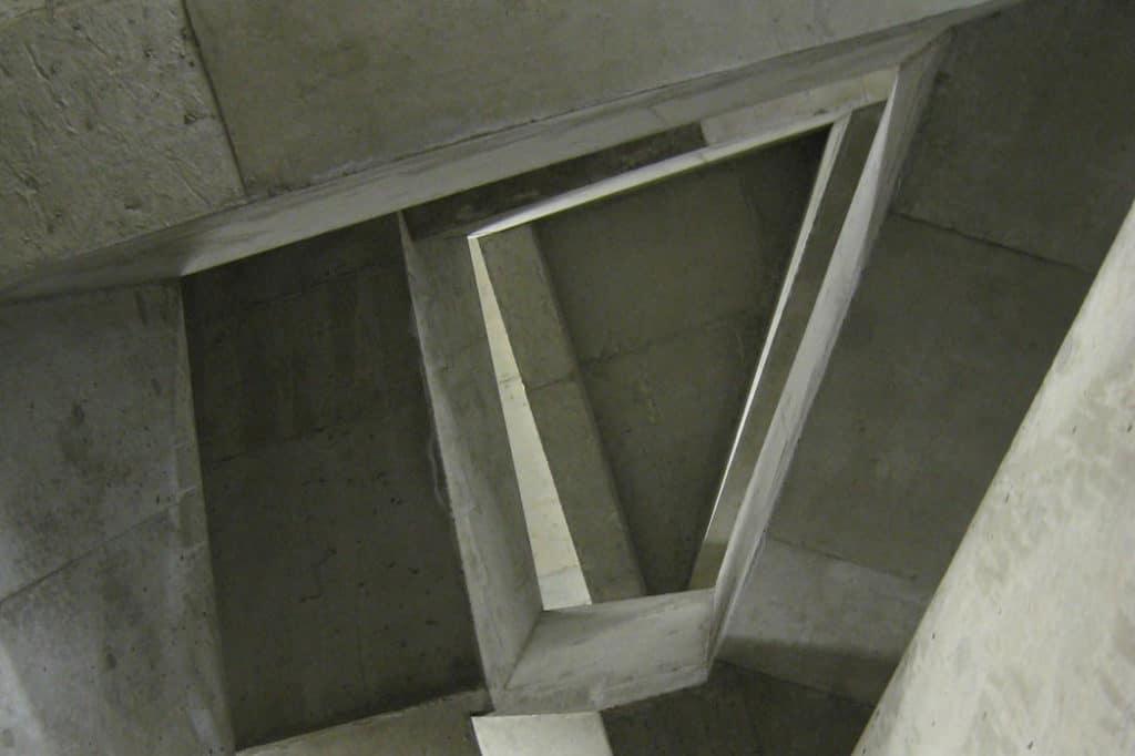 Betón v interiéri