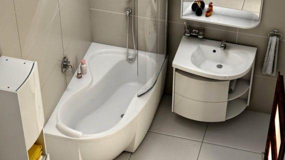 7 tipov na zväčšenie malej kúpeľne