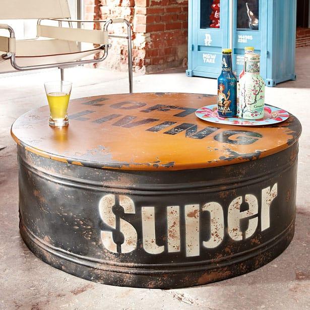 Urban style stolík