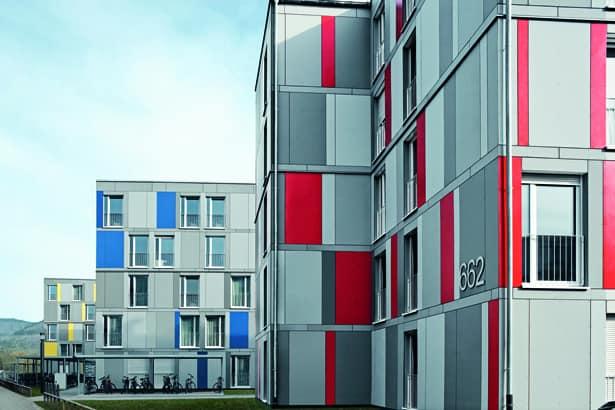 Apartmenthäuser für Studenten
