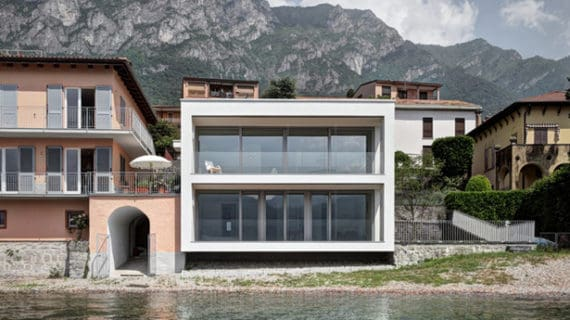 Architektonická inšpirácia z Talianska