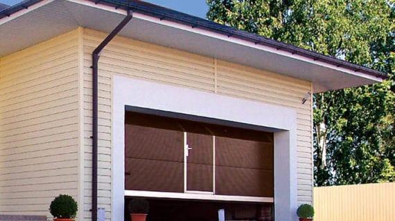 Starostlivosť o garáž a záhradu
