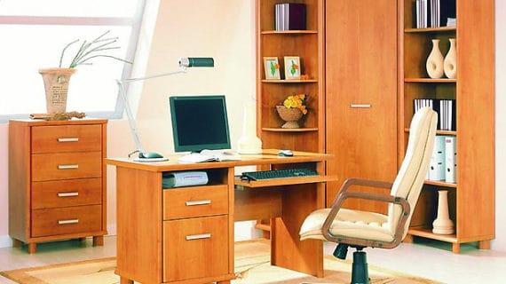 Nové zariadenie v kancelárii