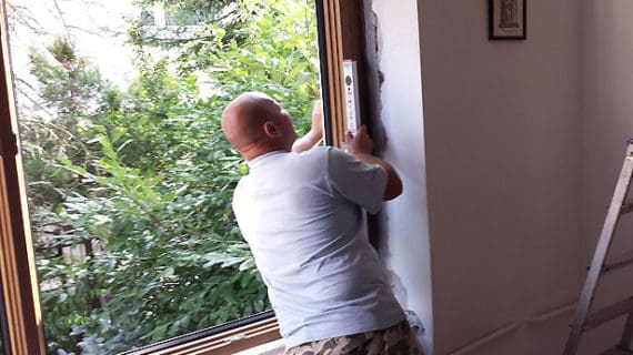 Pri využití zatepľovacieho programu nezabudnite vymeniť okná