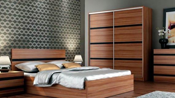 Nový nábytok, nová spálňa, nový krb – Prečo nie?