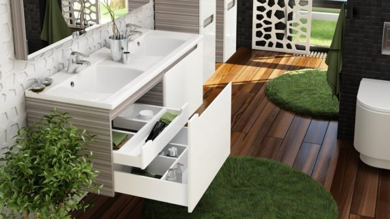 Kúpeľňový nábytok nakupujte u odborníkov