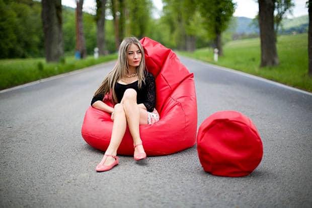 Štýlové a pohodlné sedenie