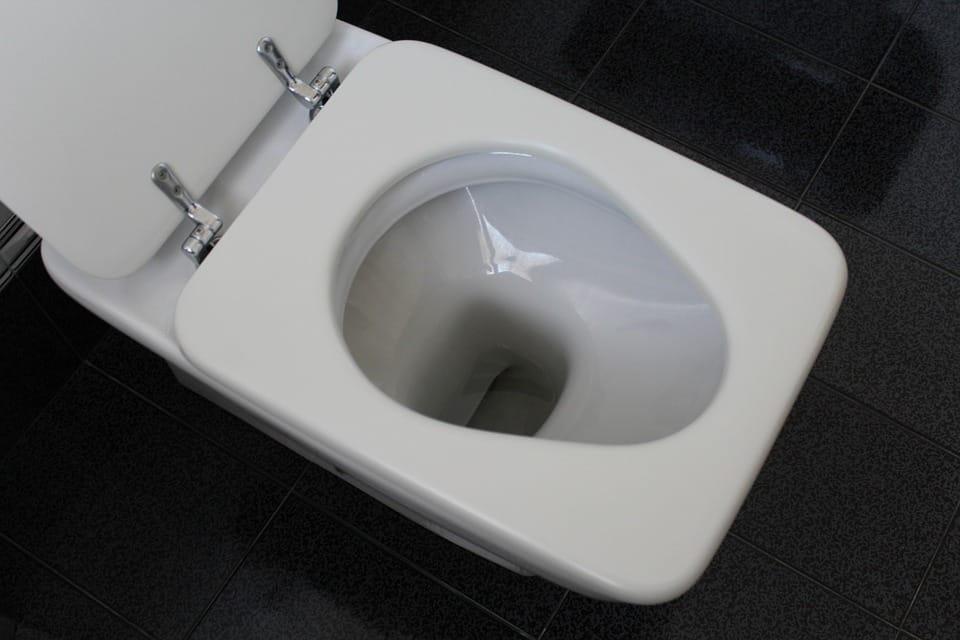 Toaleta - ako odstrániť vodný kameň