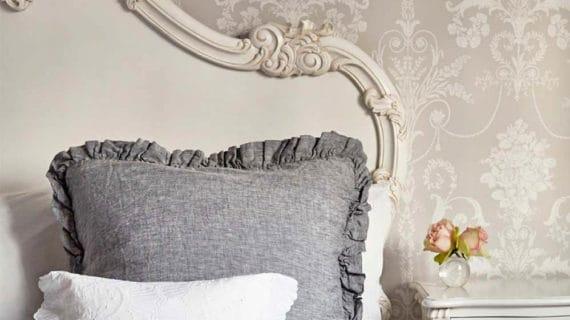 Provensálska spálňa - splnený vidiecky sen
