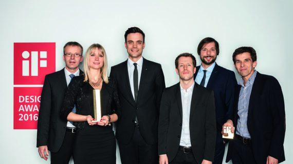 iF Design Award: Dvakrát zlato pre Schüco