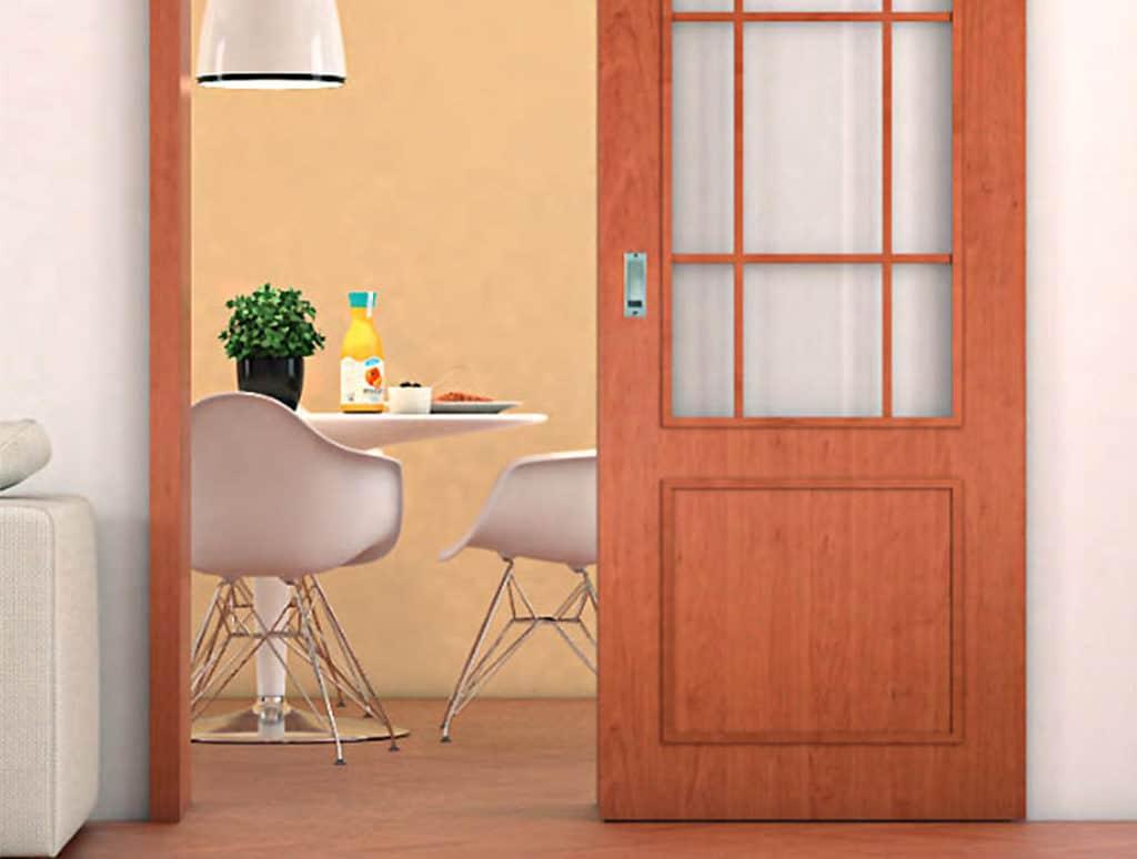 Správne zvolené interiérové dvere zmiernia problémy s malým priestorom, vlhkosťou aj nedostatkom svetla.