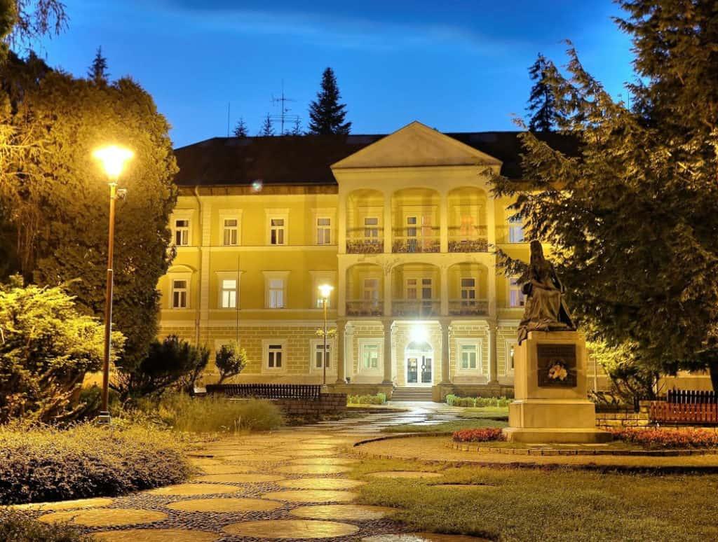 V Bardejovských kúpeľoch pokračujú rekonštrukcie historických objektov
