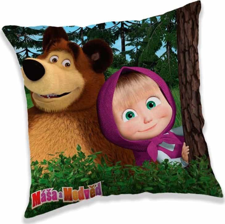 Vankúš Máša a Medved