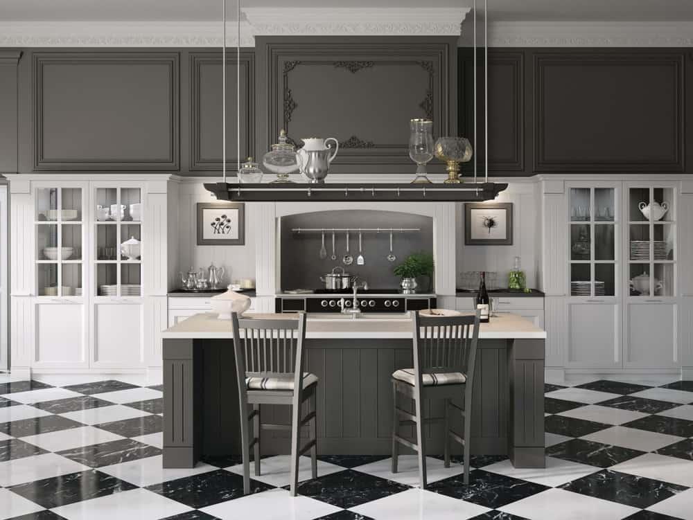 vintage-kuchyna