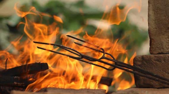 Kozub, gril či ohnisko?