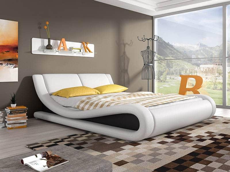 Moderná manželská posteľ Lilia