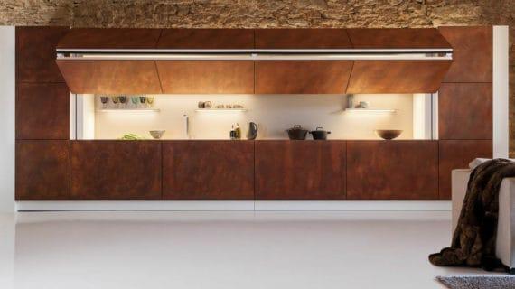 Skrytá kuchyňa vďaka ktorej vyzerá Váš dom uprataný