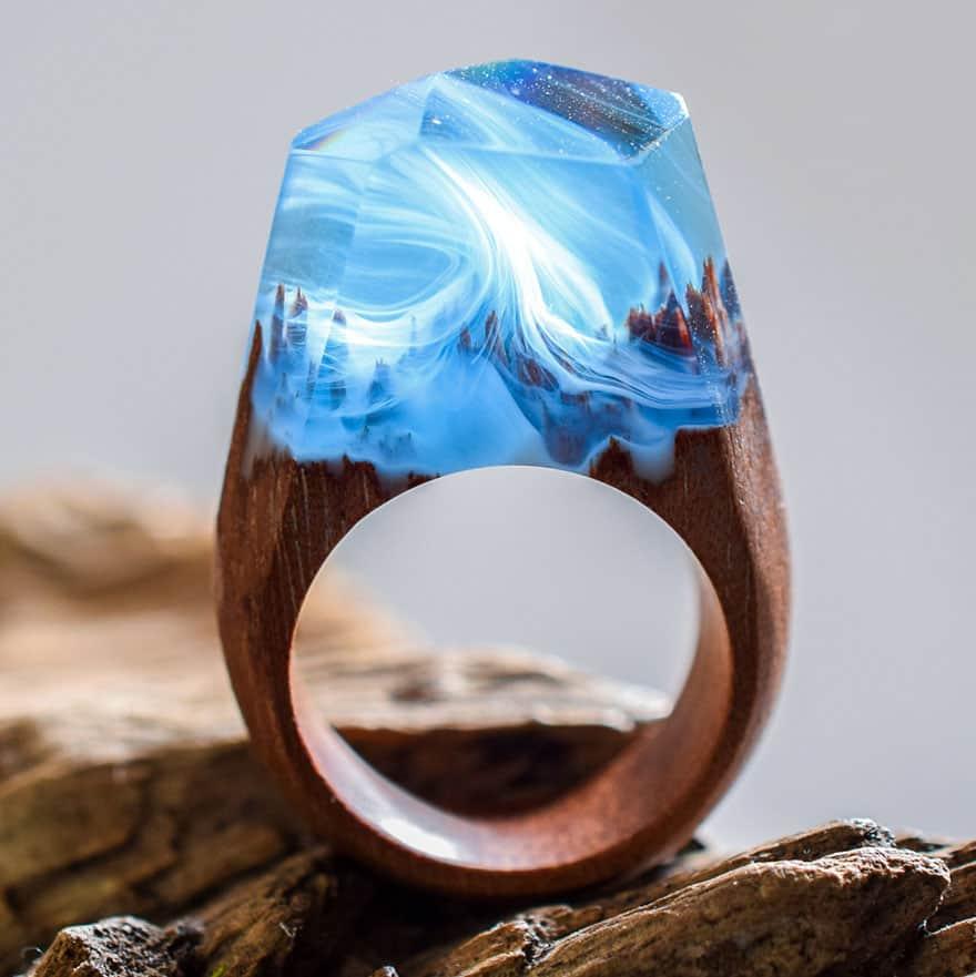 resin-rings