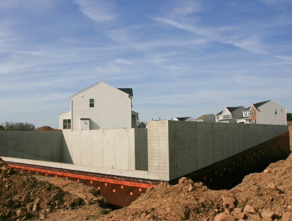 Vyberáme hydroizoláciu spodnej stavby