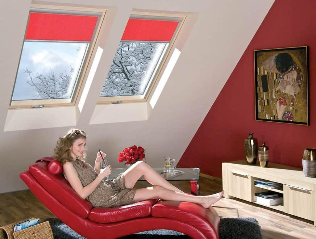 Ako si vybrať strešné okná
