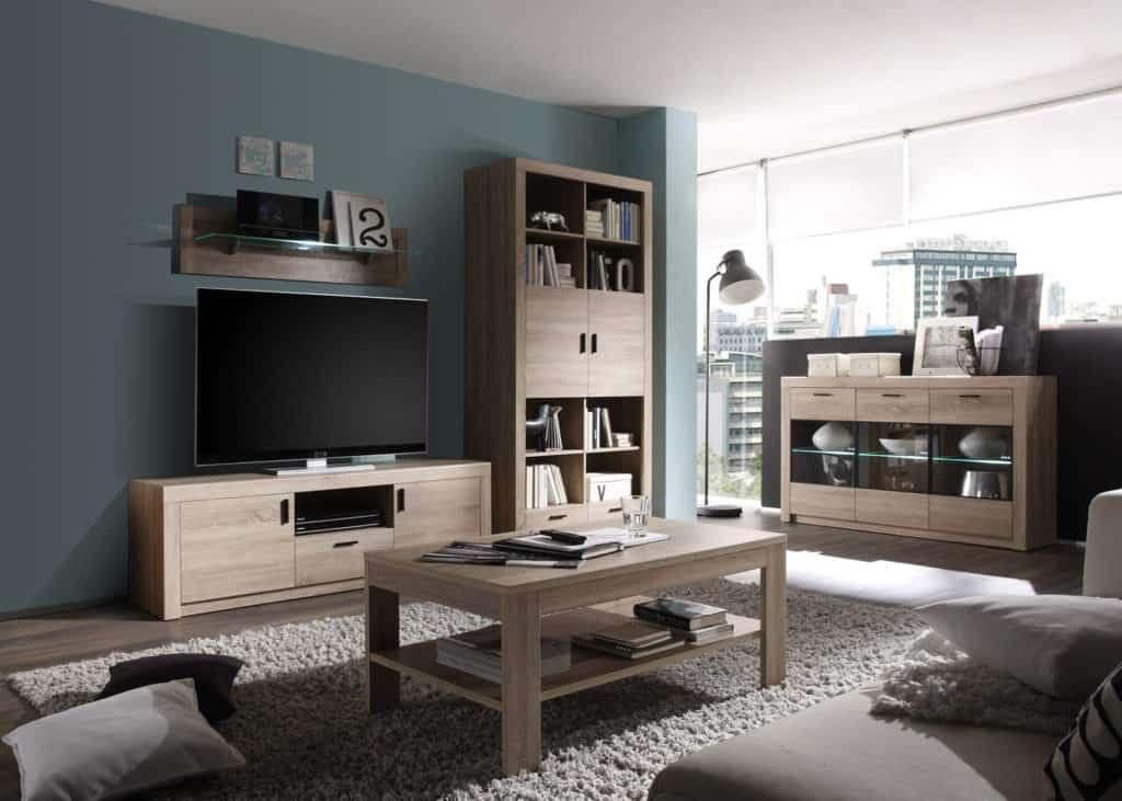 Moderná obývacia stena Eleanor 4