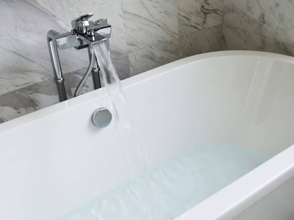 Sprcha či kúpeľ