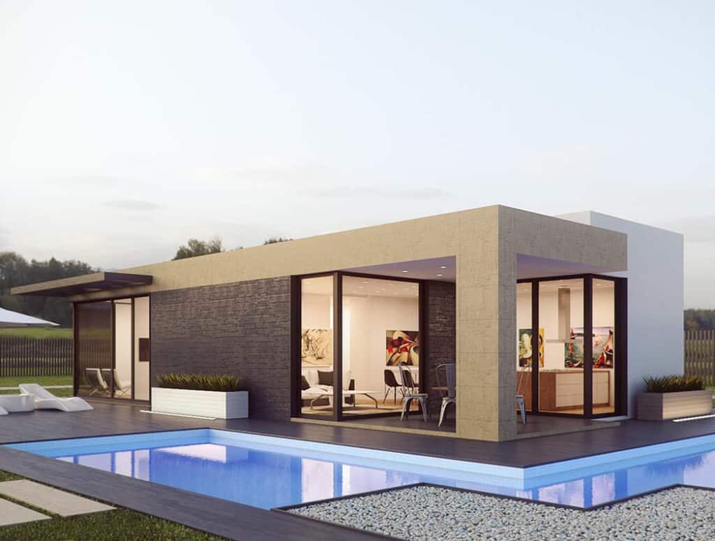 Typové domy alebo výhody stavby z katalógu
