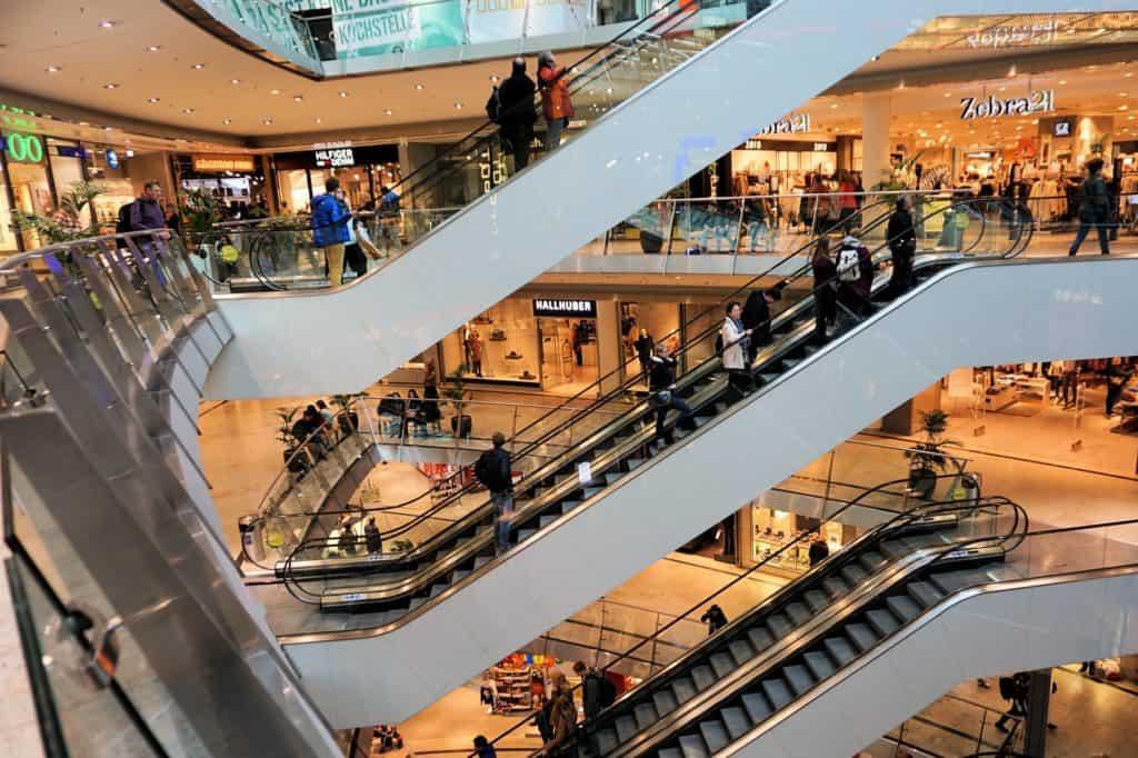 nákupné centrum