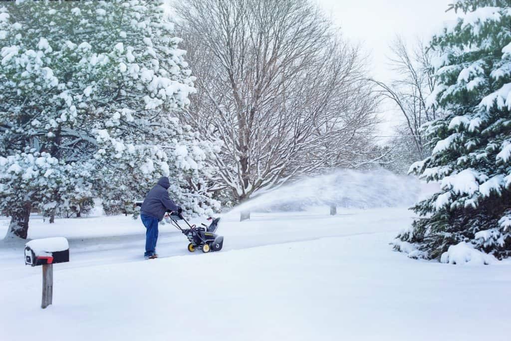 snehová fréza