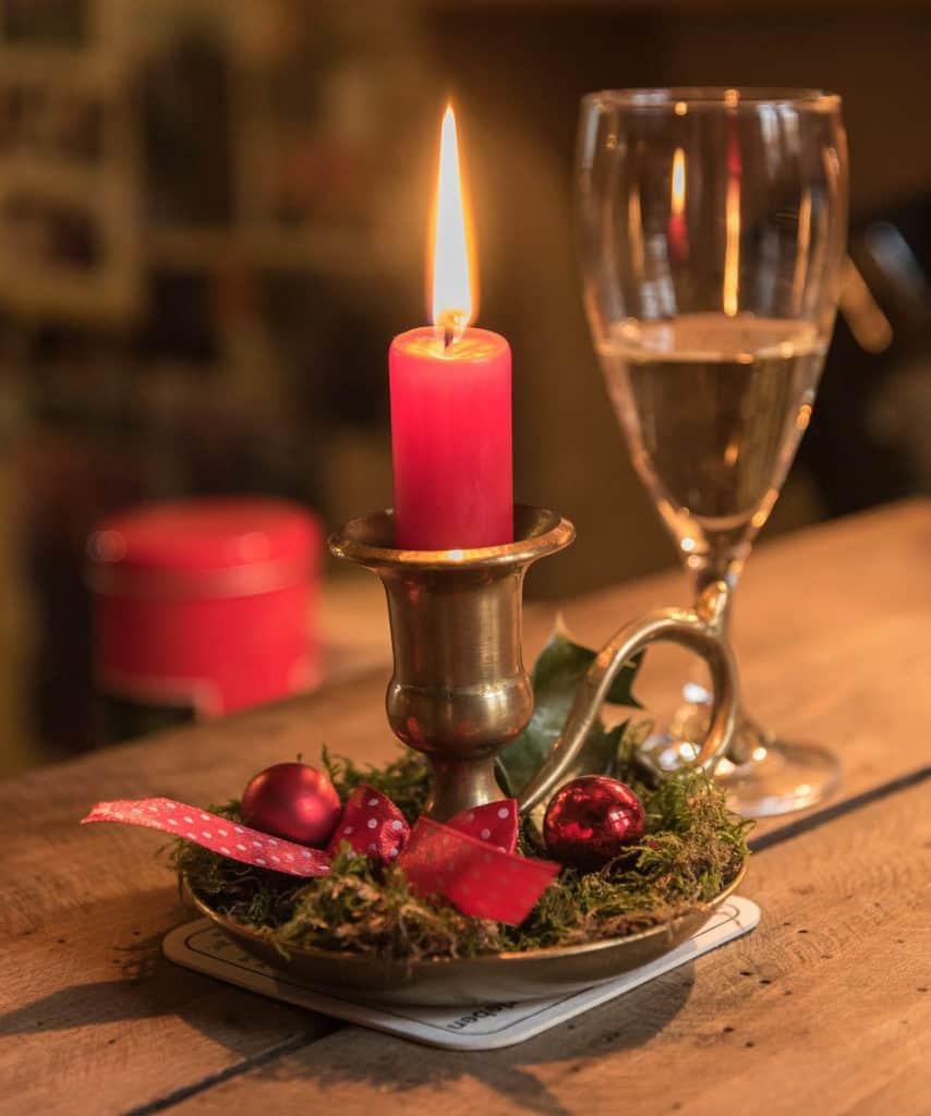 Vianoce - sviečka