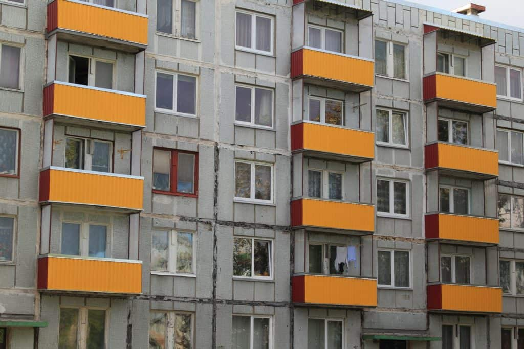 Plusy staršieho bytu