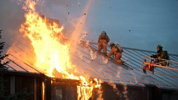 6 tipov na ochranu domu pred požiarom