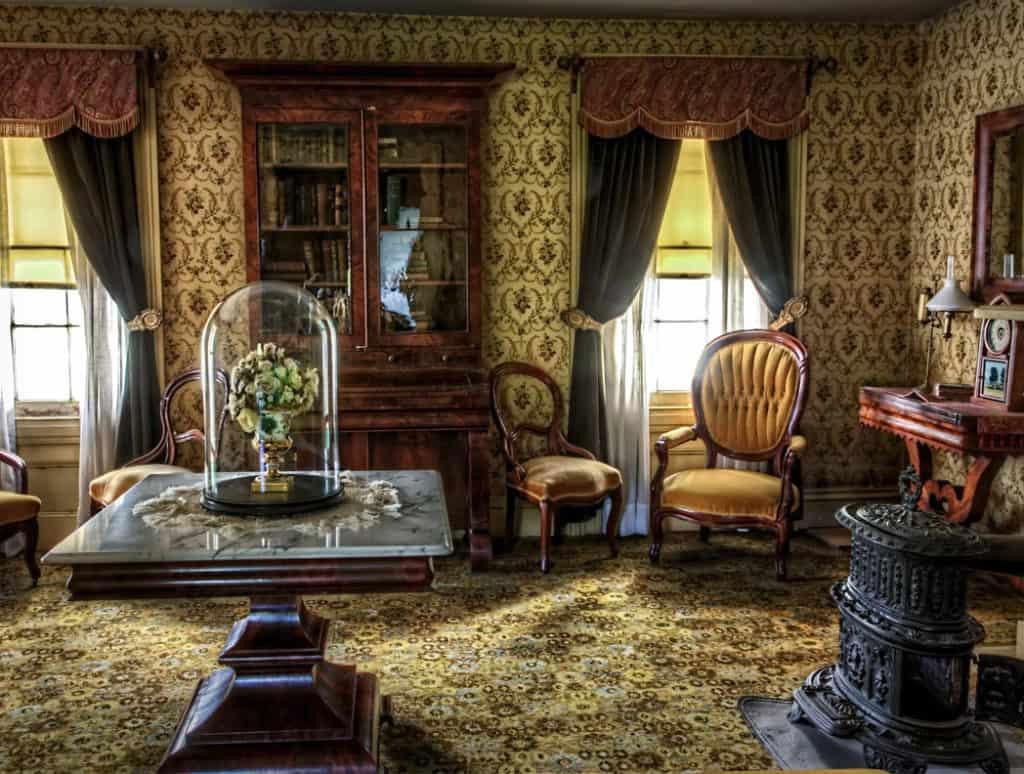 Viktoriánsky štýl – interiéry pre milovníkov klasiky