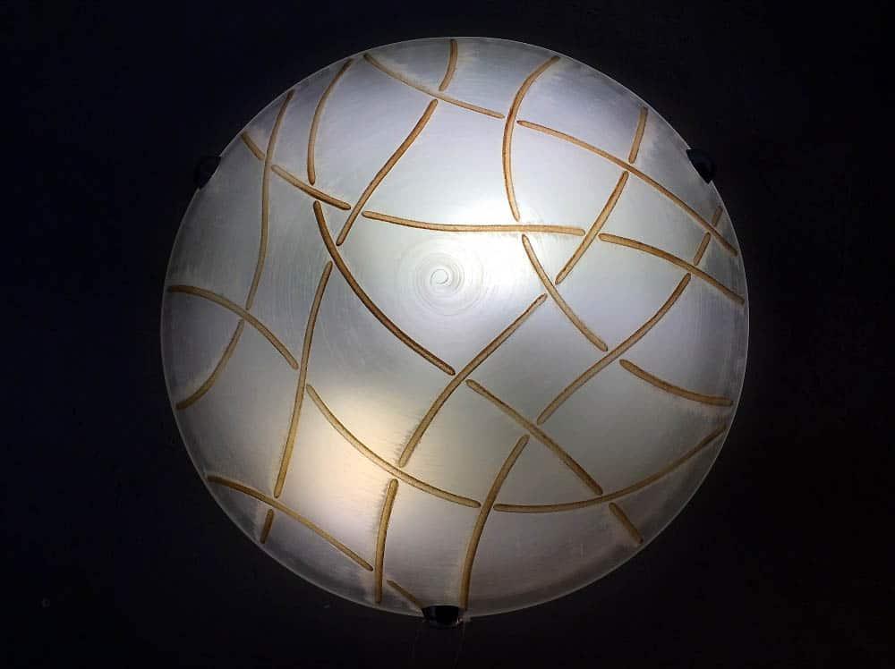 stropné svetlo