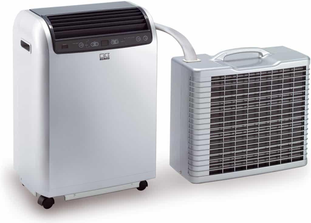 Druhy klimatizácií