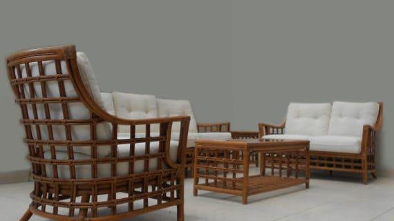 Bambus alebo ratan – exotika na každom metri bytu