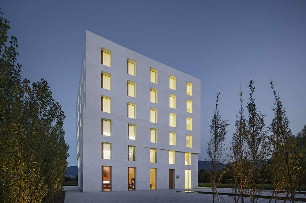 Office building in Lustenau, Austria