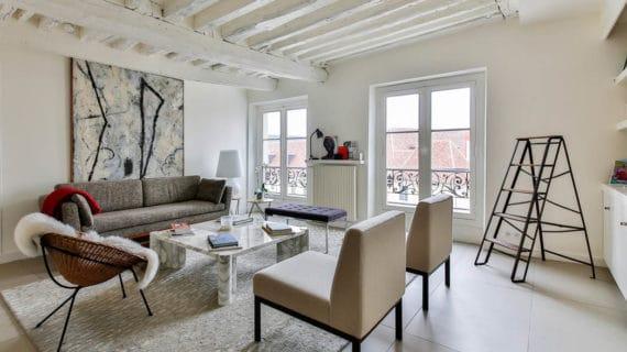 Avantgardné interiéry nie sú len pre umelcov