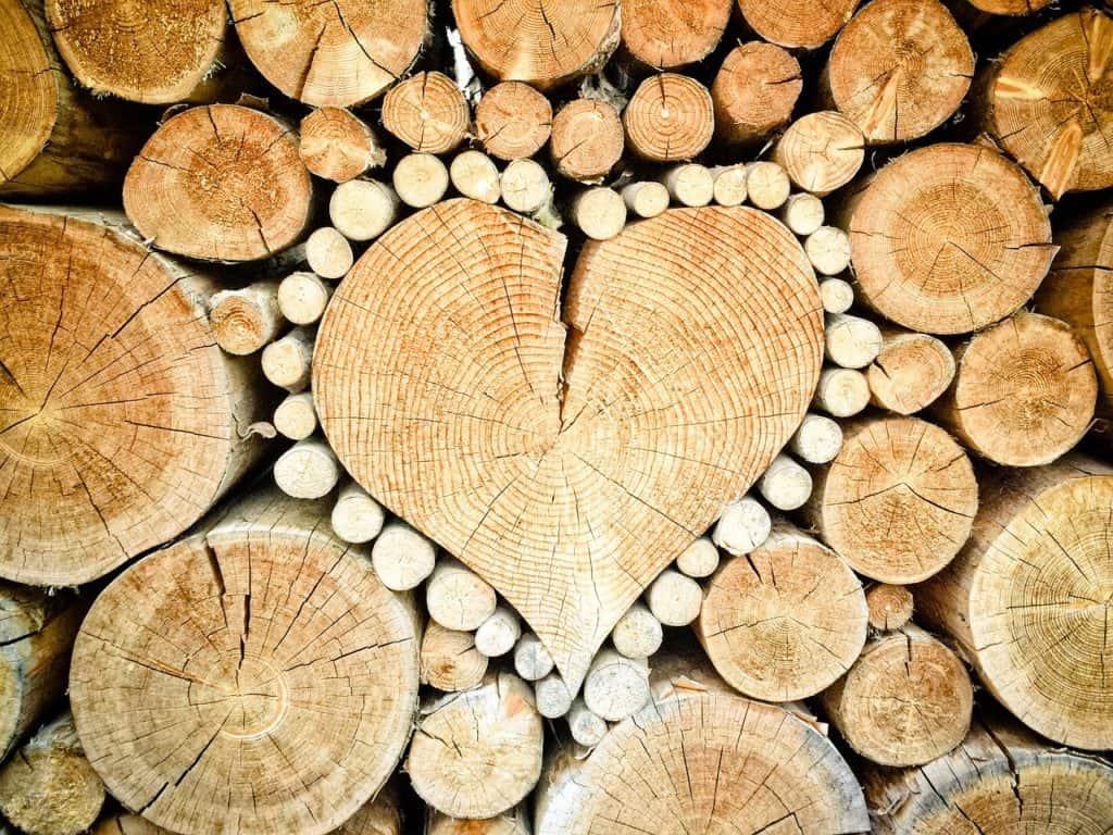 Niet nad drevo bez pridaných chemikálií